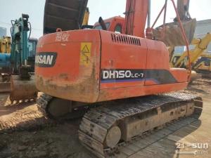 斗山150和220二手挖掘机