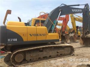 沃尔沃沃尔沃EC210BLC色姑娘久久综合网挖掘机