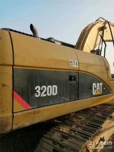 卡特彼勒卡特彼勒CAT320D色姑娘久久综合网挖掘机