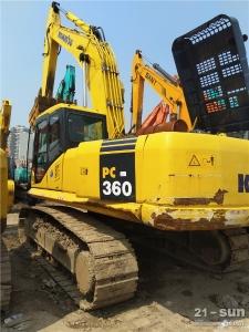 小松小松PC360-7挖掘机色姑娘久久综合网挖掘机