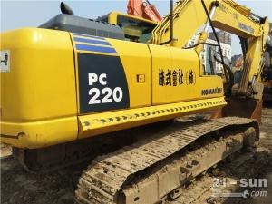 小松小松PC220-8挖掘机色姑娘久久综合网挖掘机