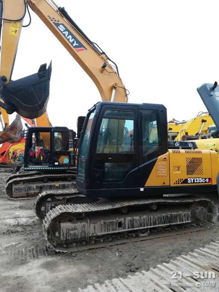 其它三一75和135二手挖掘机