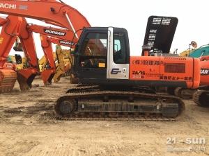 日立240和350二手挖掘机