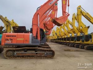 日立210和240色姑娘久久综合网挖掘机