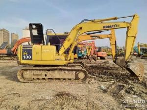 小松130和160二手挖掘机