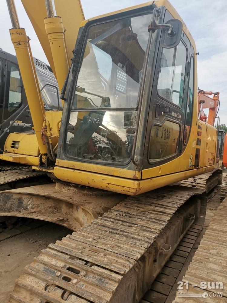 小松小松220-6二手挖掘机