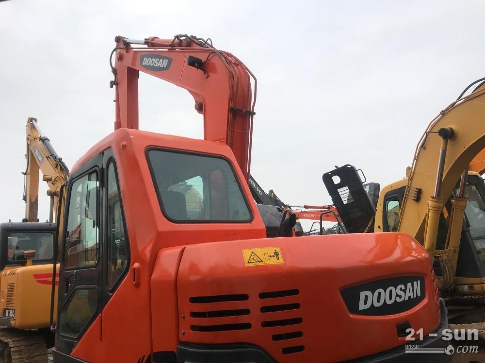 斗山斗山DX80-7二手挖掘机