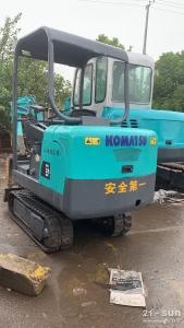 小松25利发国际挖掘机