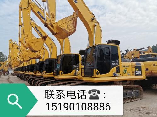 小松小松PC240-8挖掘机利发国际挖掘机
