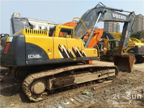 沃尔沃沃尔沃EC240BLC利发国际挖掘机