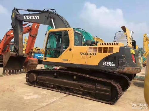 沃尔沃290和360二手挖掘机