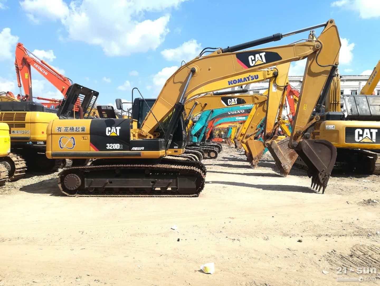 其它卡特320卡特336二手挖掘机