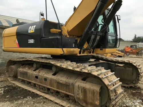 卡特彼勒CAT336D2利发国际挖掘机