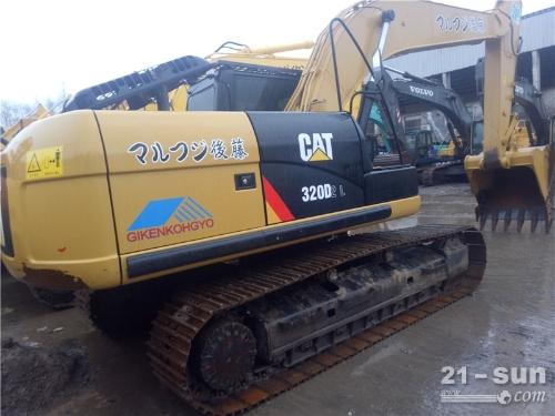 卡特彼勒CAT320D2二手挖掘机