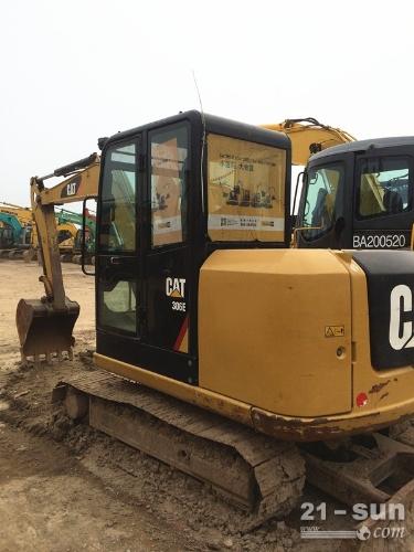 卡特306小松56二手挖掘机