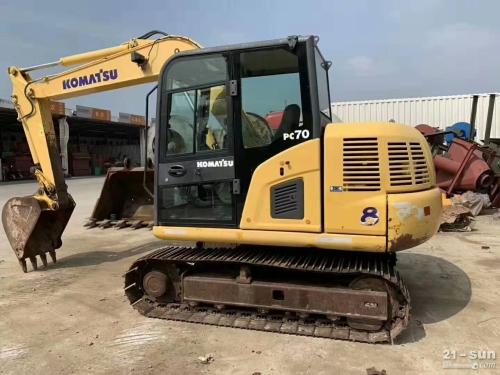 小松PC70-8利发国际挖掘机
