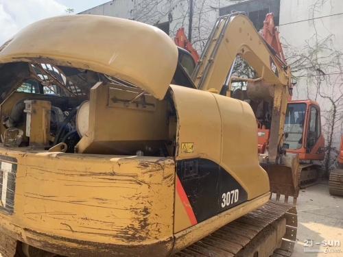 卡特彼勒CAT307D利发国际挖掘机
