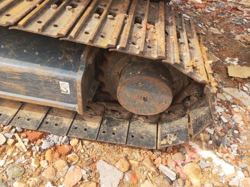 山河智能SWE70E二手挖掘机