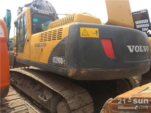 沃尔沃沃尔沃EC290BLC利发国际挖掘机