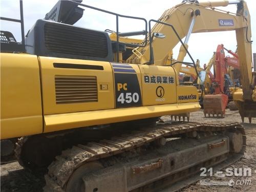 小松小松PC450-8挖掘机二手挖掘机