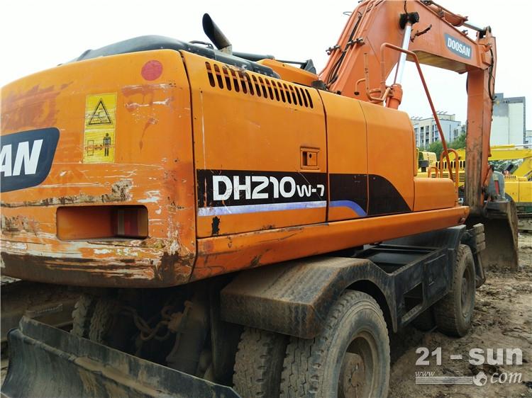斗山斗山顿贬220-7挖掘机色姑娘久久综合网挖掘机