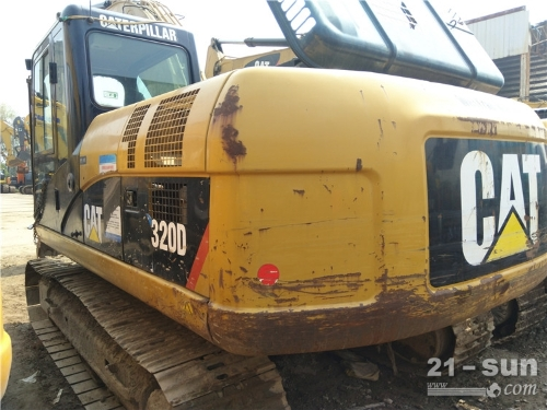 卡特彼勒卡特彼勒CAT320D二手挖掘机