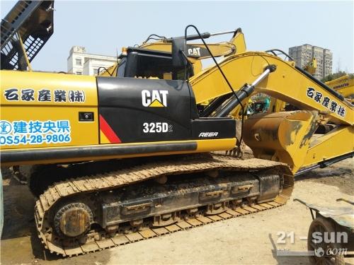 卡特彼勒卡特彼勒CAT325D二手挖掘机