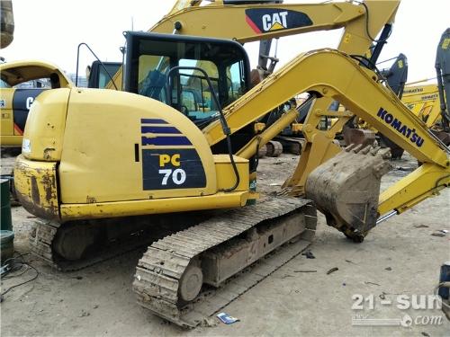 小松小松PC70-8挖掘机二手挖掘机