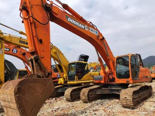 斗山DX350二手挖掘机二手挖掘机
