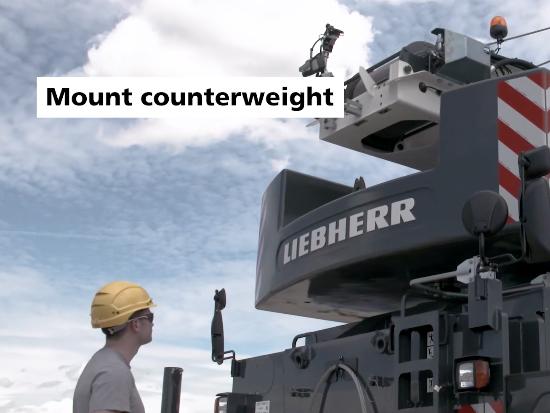 利勃海尔 Liebherr LRT系列越野轮胎起重机