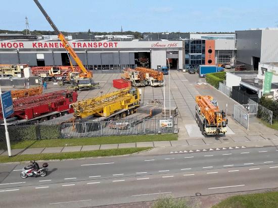 利勃海尔 Liebherr LTM 1070-4.2 高端豪华吊车功能展示