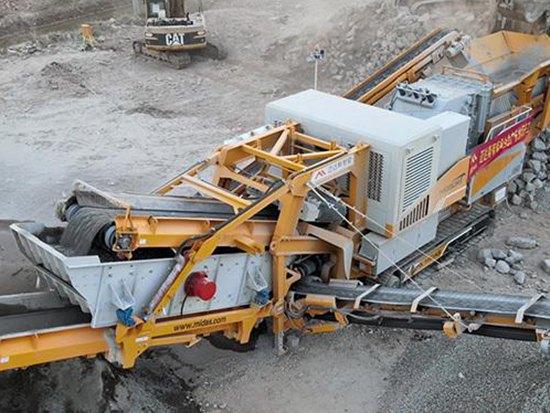 行業內都在關注的移動式破碎篩分設備,有哪些優勢?