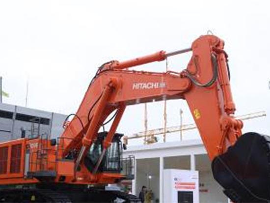 出展CICEE 2021 日立建机引领矿山数字化革新