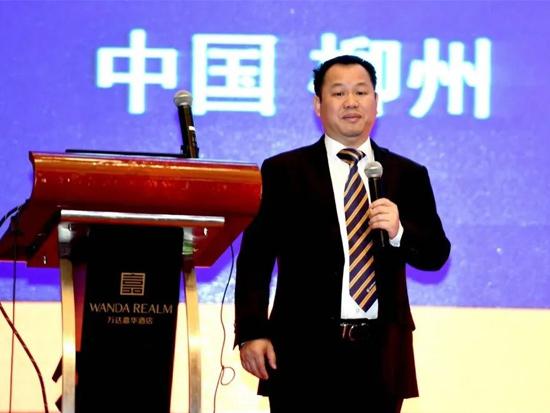 合作创造价值——专访柳州柳工叉车总经理肖远翔先生