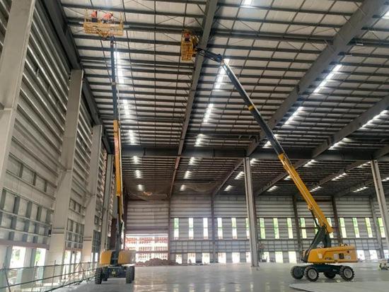 徐工高空作业机械板块跻身全球第六、中国第一