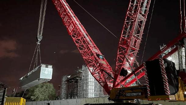 争分夺秒,SCC8000A攻克北京丰台站改建难题