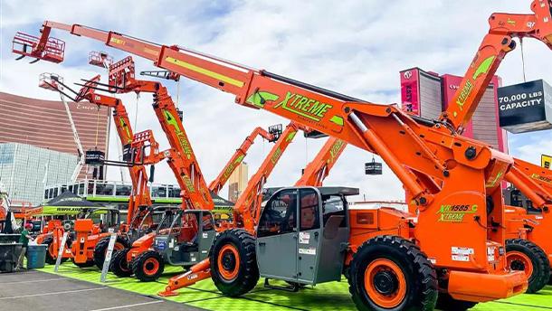 Xtreme 推出26米伸缩臂叉装机