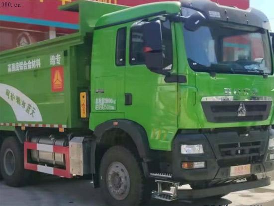 中国重汽豪沃自卸车开起来如何?