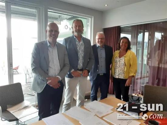 继收购丹麦JM Trykluft之后,Loxam又收购瑞典MaskinSlussen
