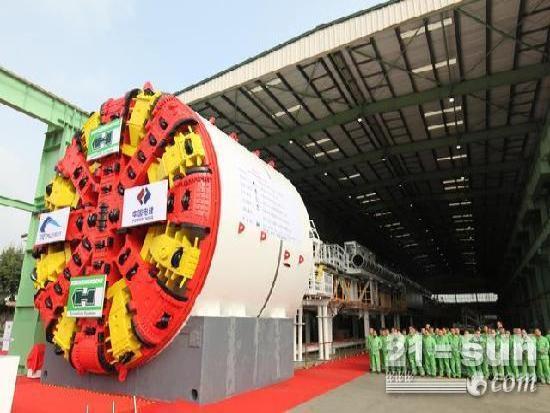 全国人大代表、中国铁建重工集团董事长刘飞香:加快淘汰落后隧道装备与工艺