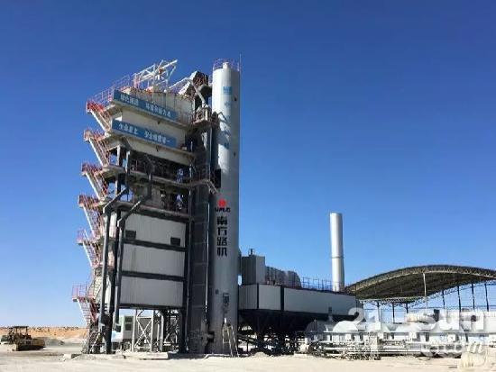 三分钟了解沥青混合料搅拌站生产质量控制及常见故障
