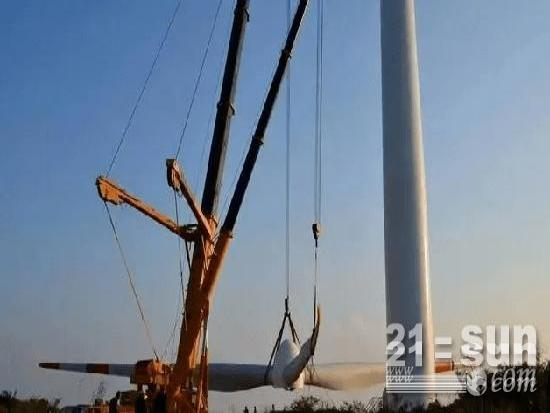 风电吊车闲置,超百台吊车寻租,2021年风电吊车市场何去何从?