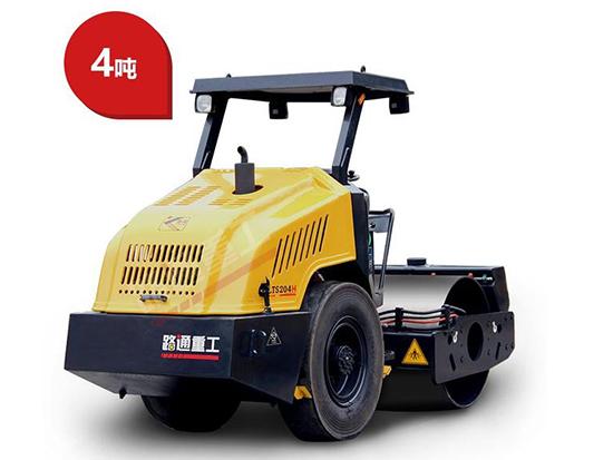 参数盘点二 路通3吨4吨光面轮胎组合式单钢轮振动压路机