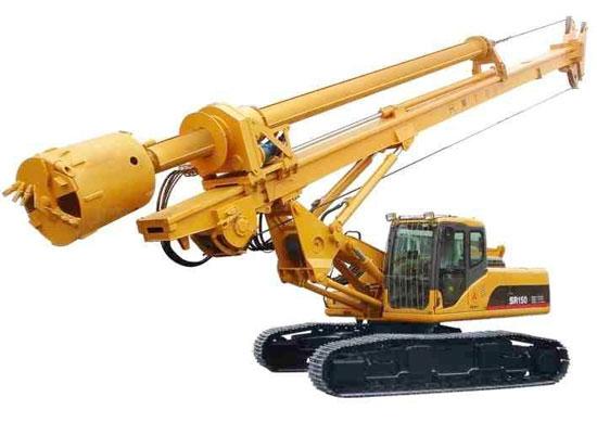 旋挖钻机成孔施工技术要点
