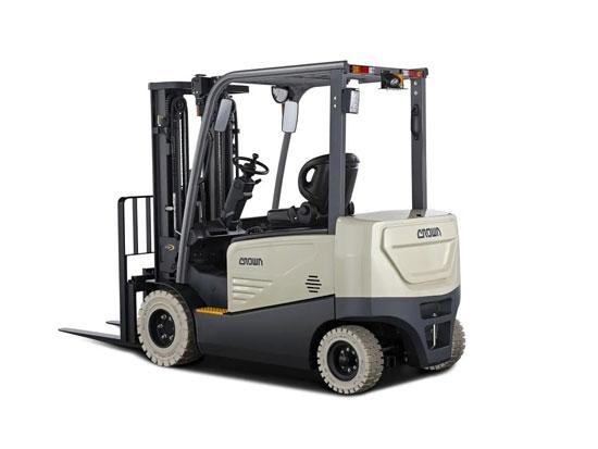 上新啦   Crown-科朗 3~3.5吨电动平衡重叉车发布