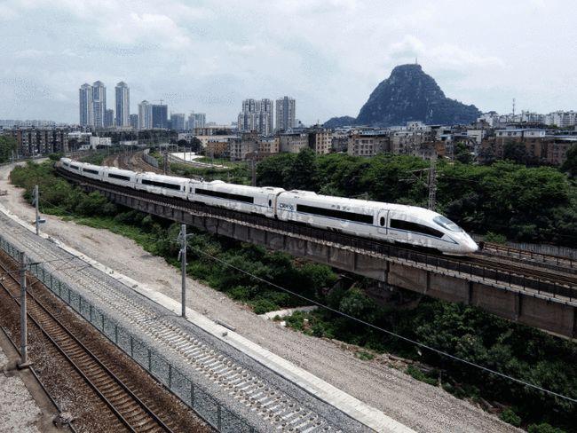 总投超236亿阜淮铁路年内全面开工!3年后或竣工通车!