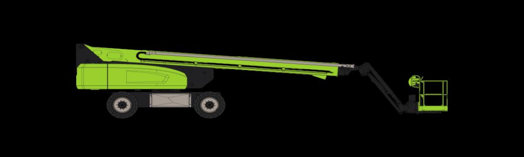 中联重科ZT28JE-V电动直臂式高空作业平台