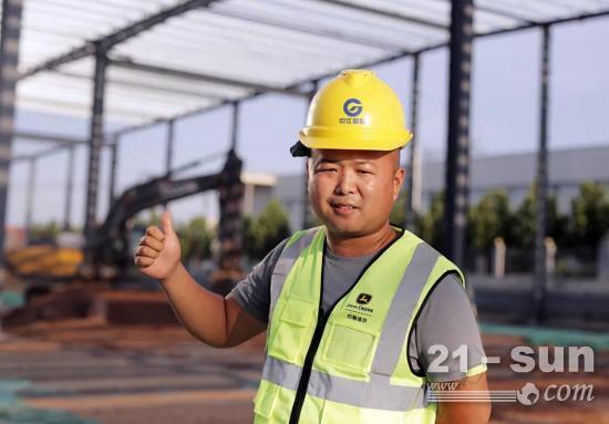 约翰迪尔:省省省!李老板的爆款挖机竟然是TA