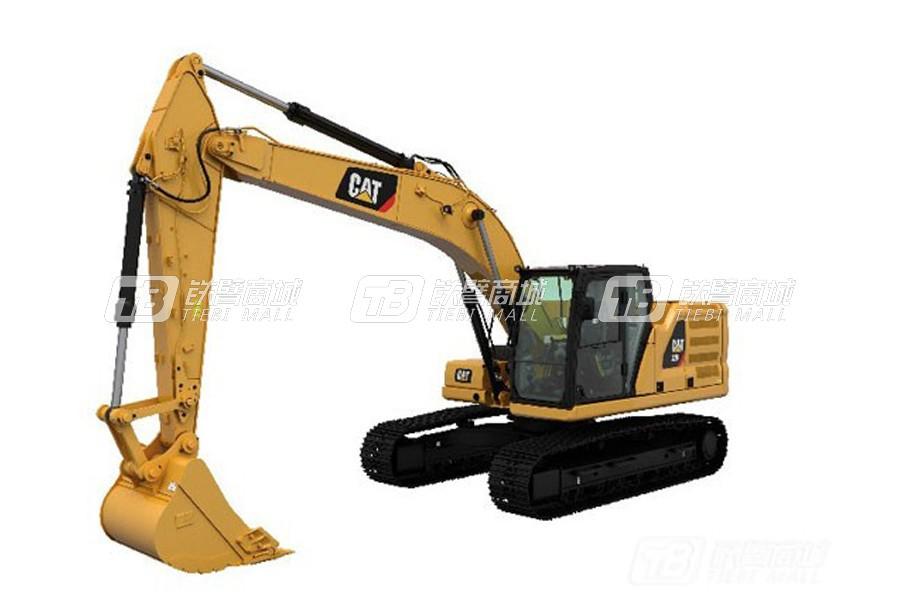 什么挖掘机性价比高?这款卡特彼勒挖掘机新一代CAT® 320不能错过