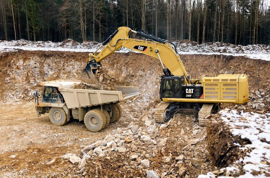 卡特彼勒挖掘机390F L价格查询